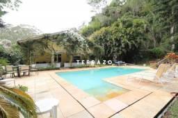 Casa com 5 dormitórios à venda, 480 m² por R$ 3.860.000,00 - Posse - Teresópolis/RJ