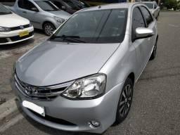 Etios Sedan Platinum Manual 2015