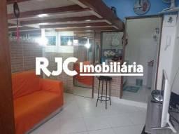 Kitchenette/conjugado à venda com 1 dormitórios em Urca, Rio de janeiro cod:MBKI10044