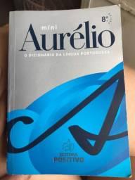 Mini Aurélio o dicionário da língua portuguesa