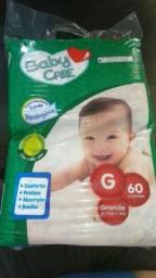 Fraldas Baby Care