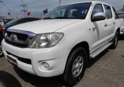 Toyota Hilux Cabine Dupla 2.5 4x4 Diesel 2010