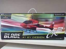 Helicóptero elétrico E-flite Blade CX-2