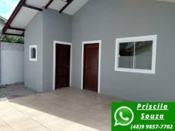 P.S CA0405- Casa com 2 quartos, terreno com 104 m², Norte da ilha!