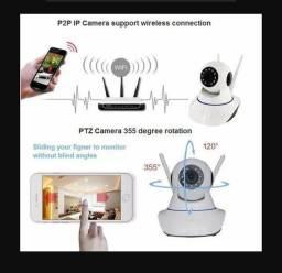 Camera Robozinho Ip Wi-fi (5702) Inova