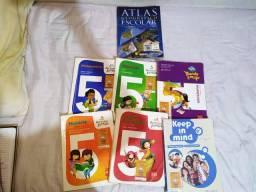 Livros didáticos p/ doação