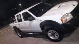 Frontier Branca Nissan 4x4