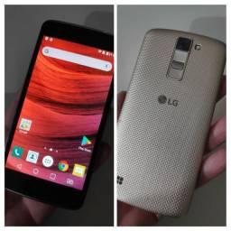 LG K8 Completo - Ótimo - Entrego - Ac Cartão