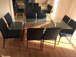 Vendo Mesa de 8 lugares NOVA