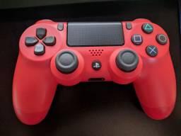 Controle PS4 - Dualshock 4 - Novo