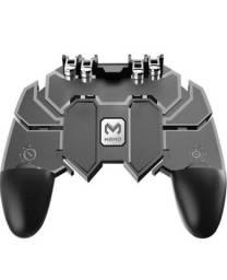 Controle Gamepad 4 tiros Seis dedos Gatilhos Duplos  AK-66