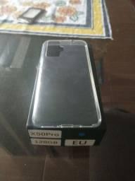 X50 pro 6 giga ram 128 giga memoria