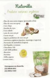 Venda de Produtos alimentares 100% Orgânicos