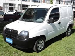 Fiat Doblo Cargo 1.8 Flex 2008 branca - Completa