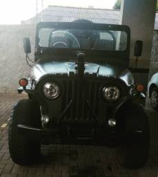 Vendo jeep willys
