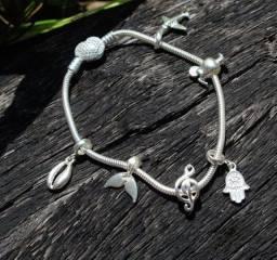 Braceletes e Pandora em Prata 925