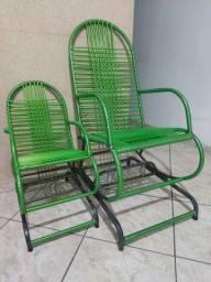Cadeira de balanço- Cadeira de área