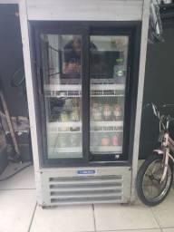 Freezer da metalfrio