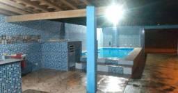 Casa com piscina disponivel para feriado,finais de semana