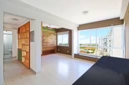 Apartamento 2 dormitórios com living extendido