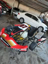 KART MINI 125CC 2T WINDFIRE 2011....