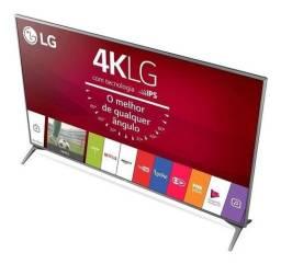 TV LG led 43 polegadas - Ultra HD 4k - Semi nova - pouco usada