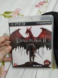 Jogo PS3 Dragon Age II