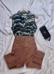 Blusa femenina