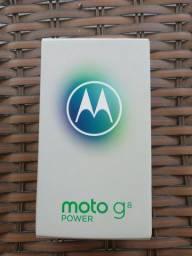 MOTOROLA G8 POWER 64 GIGA 4 RAM COMPLETO 17 DIA DE COMPRADO