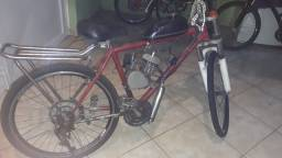 Só hoje bicicleta motorizada