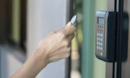 Alarmes, Câmera, Controle de acesso, interfône, vídeo porteiro entre outros, automação