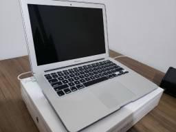 Macbook air apple core i5 8gb 128gb ssd tela 13.3? na caixa + carregador (usado)