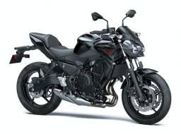 Nova Kawasaki Z 650 ABS 2021 0km - 2 Anos de Garantia!