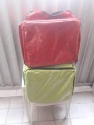 Mochila bag motoboy 45L, entregamos com taxa , retirada bairro da torre