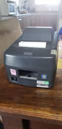 Impressora Fiscal e Impressora NÃO fiscal para pedidos