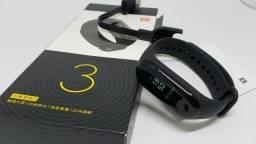 Relógio inteligente mi Band 3 semi novo