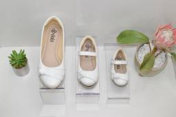 Sapatos coordenados