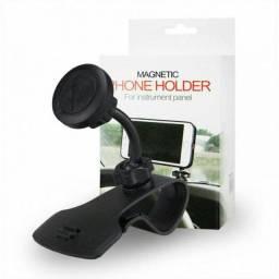 Suporte Veicular para Celular Magnetico<br><br>