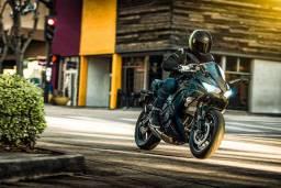 Lançamento Kawasaki Ninja 650 ABS 2021 com 2 Anos de Garantia!