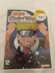 Nintendo Wii - Naruto Clash Of Ninja - Original, completo, europeu