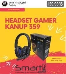 Headset Gamer USB