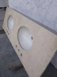 Lavatório mármore