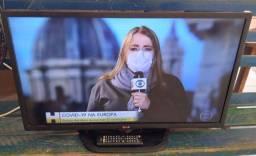 """Tv 32 Led tela fina DIGITAL """"LG """"(Entrego)não é Smart"""