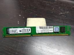Memória 4Gb DDR3 Kingston