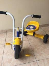 Triciclo 3 Rodas Bicicleta Infantil Menino You3 Boy - Nathor