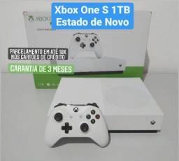 Xbox One S 1TB Estado de Novo + Garantia