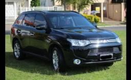 Mitsubishi Outlander 3.0/GT V6 Aut.-2015 Blindada