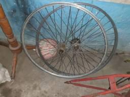 Peças de bicicleta