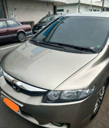 New Civic 2009, automático