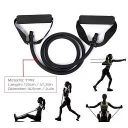 Extensor Multifuncional Elástico para Exercícios